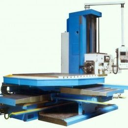 HBMT 105 DROPTP Table Type Horizontal Boring Mills 1